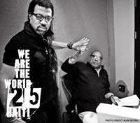 「WE ARE THE WORLD 25 FOR HAITI」、レコチョク洋楽「着うたフル(R)」初登場1位!