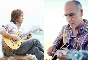 松本孝弘(B'z)&ラリー・カールトンが共演アルバムをリリース!
