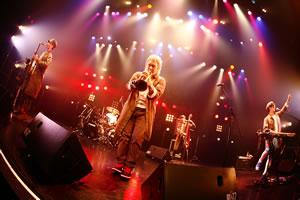 PE'Z、ツアー・ファイナル@赤坂ブリッツ!