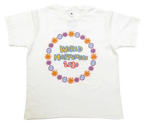 <WORLD HAPPINESS 2010>第3弾出演者が発表! オフィシャルTシャツの先行発売も決定