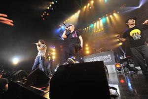ライムスター、4年ぶりの全国ツアーが大成功!
