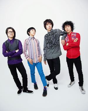 OKAMOTO'S、ミュージック・ビデオ完成!
