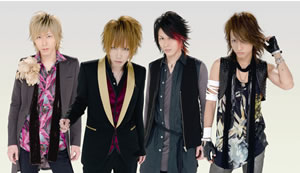 『Mステ』出演のシド、ニュー・シングル「レイン」発売記念イベントを開催!