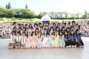 SKE48史上最大規模の握手会、よみうりランドイーストにファン3,000人集結!