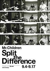 Mr.Children、ドキュメンタリー映画『Split The Difference』が2週間限定全国公開!