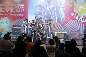 腐男塾、香港最大のアニメ・イベントで大暴れ!