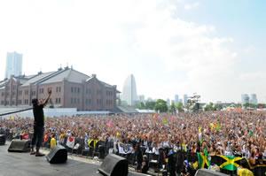 <横浜レゲエ祭2010〜ZERO〜>が開催!