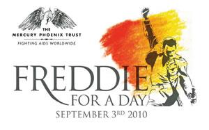 タワーレコードがフレディ・マーキュリーをしのぶエイズ撲滅のための募金を店頭で実施