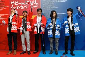 タワレコ<ザ・ビートルズ祭り>をレポート!