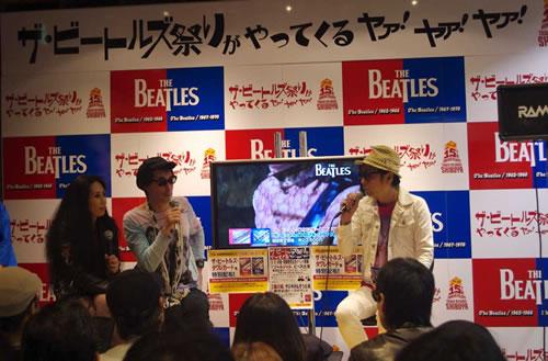 ザ・ビートルズ祭り