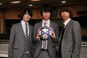 WEAVER、新曲が「第89回全国高校サッカー選手権大会」応援歌に大抜擢!
