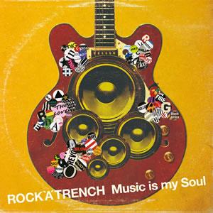 ROCK'A'TRENCH、ニュー・シングル発売決定!