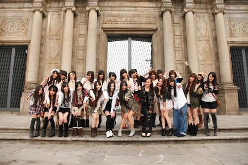 AKB48/SKE48
