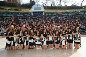 SDN48、オリコンデイリーチャート1位! デビュー記念イベントも大盛況!