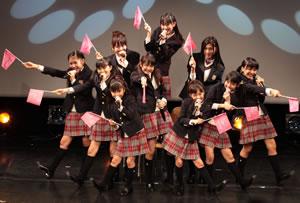 さくら学院、初単独イベント<さくら学院祭☆2010>が大成功!