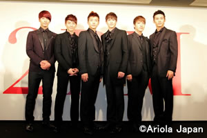 2PM、覚えた日本語は「食べ放題」!