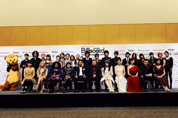 Billboard JAPAN Music Awards 2010