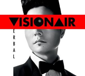 VERBAL(m-flo)、初ソロ・アルバム『VISIONAIR』の全貌が明らかに!