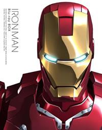 マーベル×マッドハウス制作アニメ『アイアンマン』『ウルヴァリン』BD / DVD-BOXが発売!