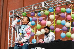 清水翔太、アルバム『COLORS』発売記念イベントで5,000個のカラー・バルーンを全国へ!