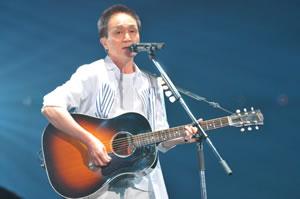 小田和正、自身最大動員の全国ツアーがタート!
