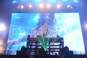 <BIG BEACH FESTIVAL'11>開催! ファットボーイ・スリム談「やっぱり日本は最高だね!」