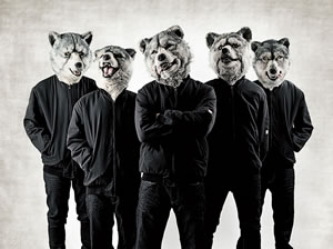 �������ߥХ�ɡ�MAN WITH A MISSION�ɡ��᤯�⿷���꡼�����ꡪ