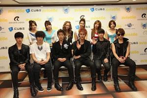 K-POP界をリードする4Minute、BEAST、G.NAが武道館でファミリー・コンサート開催!