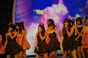 後藤 郁が復帰! 20人揃ったアイドリング!!!で<TOKYO IDOL FESTIVAL 2011>完全燃焼