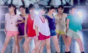 Fairies「More Kiss」ミュージック・ビデオがフルサイズで解禁!