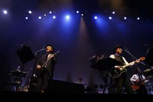 THE BEATNIKS、大阪公演をレポート!