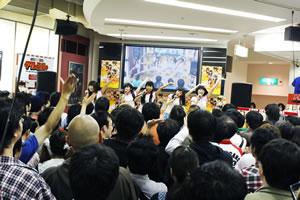 でんぱ組.incが原宿〜新宿〜渋谷をジャック!