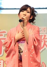 岩佐美咲(AKB48)、ソロ・デビュー・シングル「無人駅」を初お披露目!
