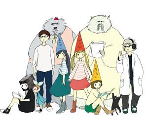 さよならポニーテール、自主制作漫画誌『ジオラマ』へ参加!