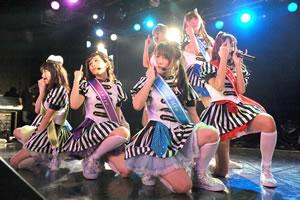 """""""オリコン1位アイドル""""ぱすぽ☆、新曲「君は僕を好きになる」をワンマン・ライヴで初披露!"""