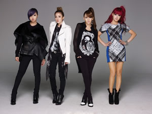 2NE1が『CanCam』CMソングに決定!