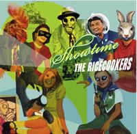THE RiCECOOKERS、『劇場版 SPEC〜天〜』主題歌収録のミニ・アルバムが発売決定!