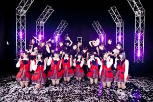 LinQ、デビュー1周年当日に記念ライヴ<豚骨革命!濃すぎたらごめんたい!>開催決定!