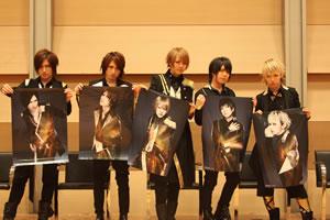 Alice Nine、アルバム購入者イベント開催!