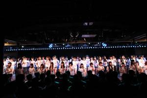 AKB48、東日本大震災復興支援特別公演を開催「被災地に元気と笑顔を届けていきたい」