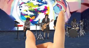 "Applicat Spectraのアプリ""触れるミュージック・ビデオ""が登場!"