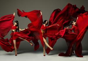 Perfume、<MTV VMAJ 2012>MCに決定! 今夜21時より決定記念Ustに生出演!