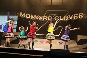 ももいろクローバーZ横浜アリーナ1日目、西武ドーム公演が発表!