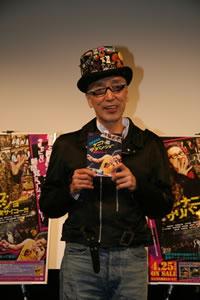 テリー伊藤、『忌野清志郎 ナニワ・サリバン・ショー』BD&DVD発売記念イベントに登場!