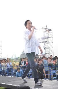 小田和正、自身最多74万人動員ツアーが横浜でファイナル!