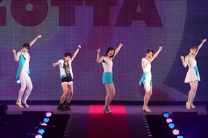 bump.y、<Girls Award>初出演!