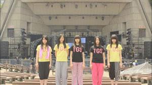東京女子流、野音ライヴの密着番組が放送決定!