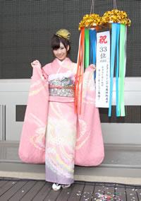 AKB48の岩佐美咲、選抜総選挙で33位に輝いた喜びをファンに報告!