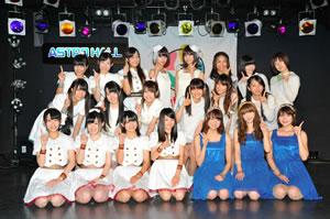 タワレコのアイドル・レーベル「T-Palette Records」1周年記念ライヴをレポート!