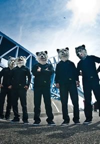MAN WITH A MISSION�����ʥߥ塼���å����ӥǥ�����ء�